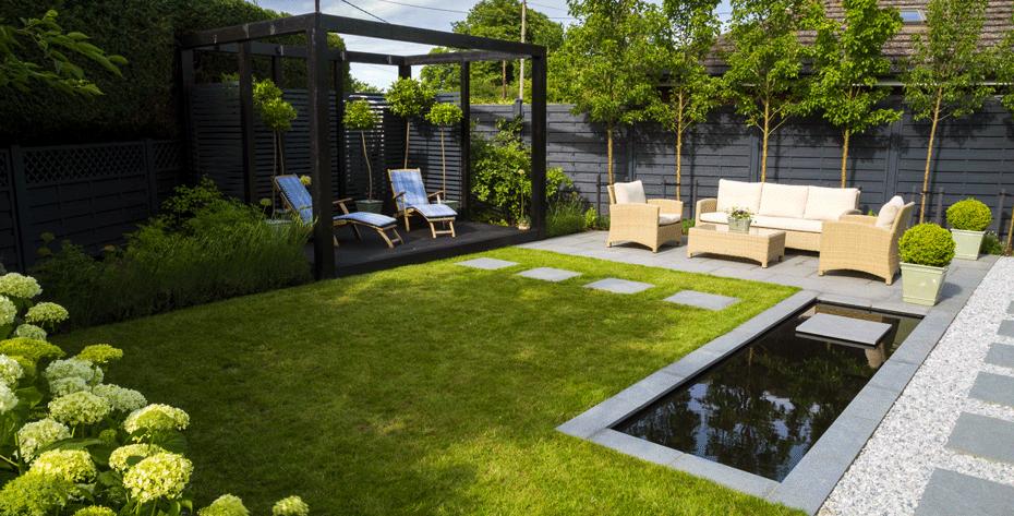 Garden Designer In Suffolk Zinnia Garden Design